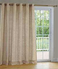 curtains for sliding glass doors Interior. Adorable Curtains For Sliding Glass Door ...