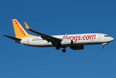 pegasus airlines plans  macedonia flights