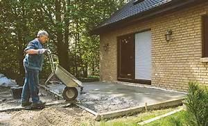 Betonplatten Selber Gießen : fundamente ~ Lizthompson.info Haus und Dekorationen
