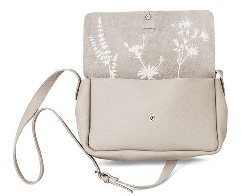 keecie leather bag picking flowers medium