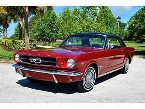 1965 Ford Mustang for Sale | ClassicCars.com | CC-998367