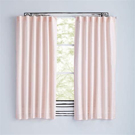 Light Pink Ring Top Curtains  Curtain Menzilperdenet