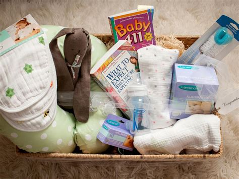 feeding kit baby shower gift diy