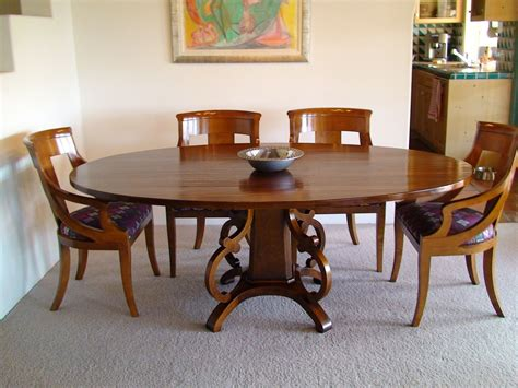 hand crafted dining table  farrow woodwork manufacturing