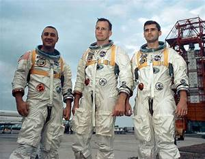 NASA honors astronauts who died in the apollo 1 tragedy