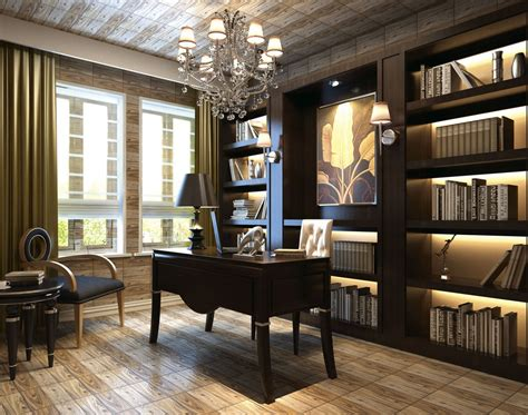 Best Study Room Interior Design House  Dma Homes #28703