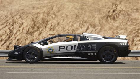 black cat county police interceptor skin  diablo se