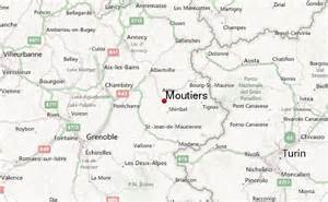 moutiers location guide