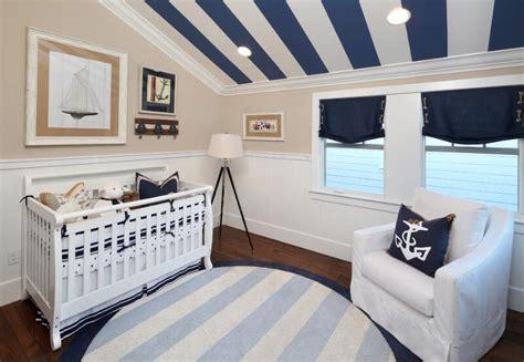 nautical themed baby boy nursery quarto de bebê fotos e ideias para decoração arquidicas
