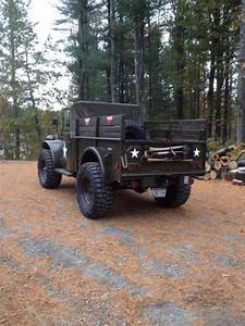 1951 Dodge M37 Diesel For Sale