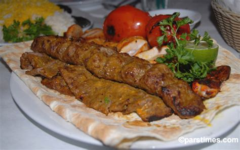 kebab cuisine ashpazi irani