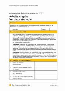 Schwerpunkt Berechnen Tabelle : teilnehmerarbeitsblatt arbeitsaufgabe vertriebsstrategie vorlage business ~ Themetempest.com Abrechnung