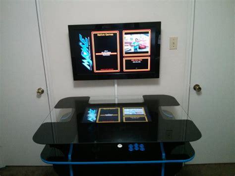 cocktail arcade cabinet upgrade part   conclusion