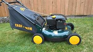 Craftsman 917 388061 Lawnmower