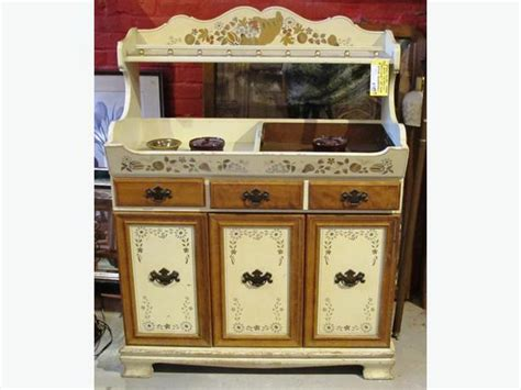 ethan allen maple birch quot american traditional quot dry sink