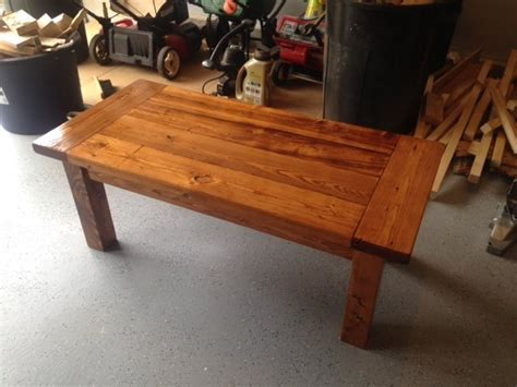 farmhouse coffee table    xs  ryan