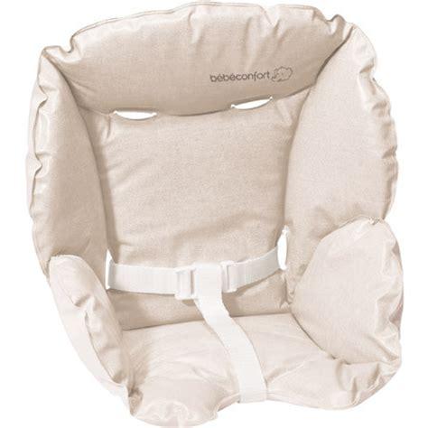 coussin de chaise bébé coussin de chaise harnais bebe confort avis