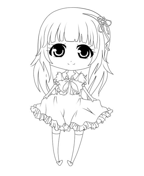Best Anime Cat Girl Coloring Pages Ideas And Images On Bing Find