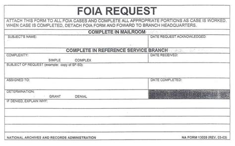 foia request open records access in isn t what it used to be standard