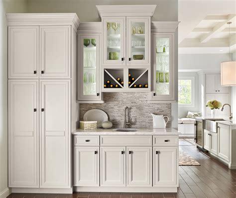 White Cupboard Kitchen by White Kitchen Cabinets Decora Cabinetry