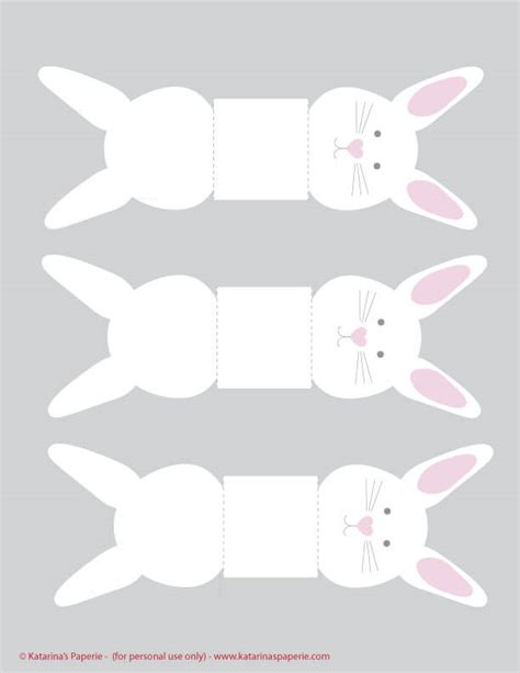 Deer Lollipop Cover Template Pdf by Printable Easter Bunny Lollipop Covers Ashlee Marie
