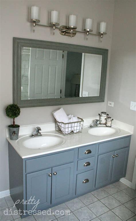 painting bathroom vanity ideas pretty distressed window shopping wednesday vanity