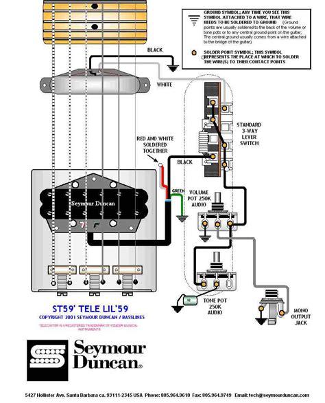 seymour duncan humbucker wiring evh seymour duncan