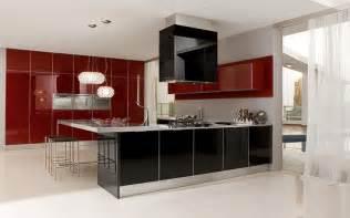 Modern Kitchen Canisters Ultra Modern Glossy Kitchen Judy By Futura Cucine Digsdigs