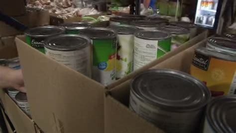 emergency food pantry emergency food pantry is running out of food kvrr local news