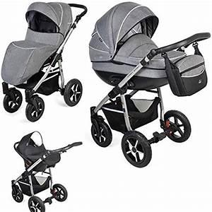 Kombi Kinderwagen 2 In 1 : clamaro baby boat 3 in 1 premium kombi kinderwagen mit ~ Jslefanu.com Haus und Dekorationen