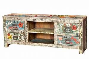 Vintage Industrial Möbel : sideboard industrial style versandkostenfreie m bel online bestellen ~ Sanjose-hotels-ca.com Haus und Dekorationen