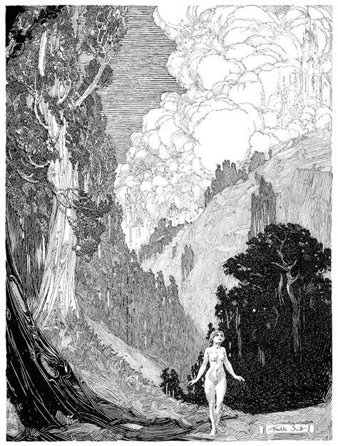 Inbetweens: Franklin Booth Illustrations
