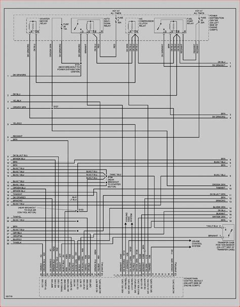 1997 Jeep Wrangler Electrical Diagram by 1997 Jeep Wrangler Pcm Wiring Diagram Wiring Diagram