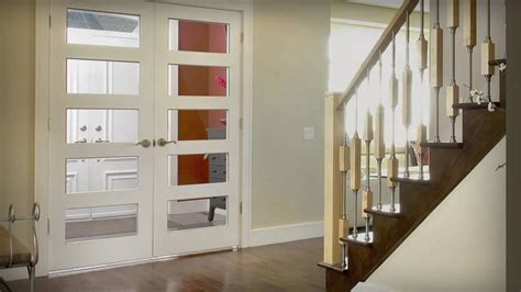 home depot glass interior doors installation of a door unit