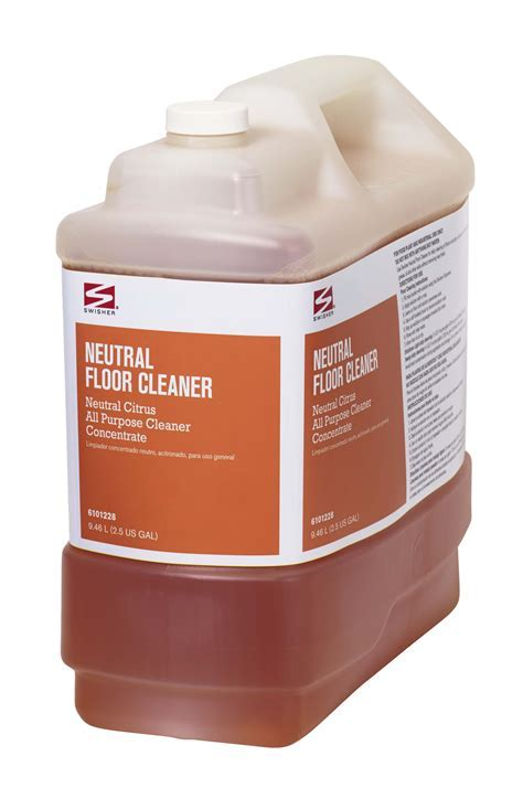 Swisher Neutral Floor Cleaner