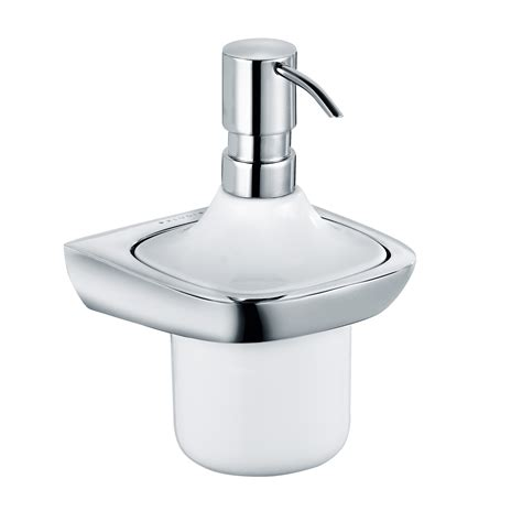 Kludi AMBA wall-mounted liquid soap dispenser - 5397605
