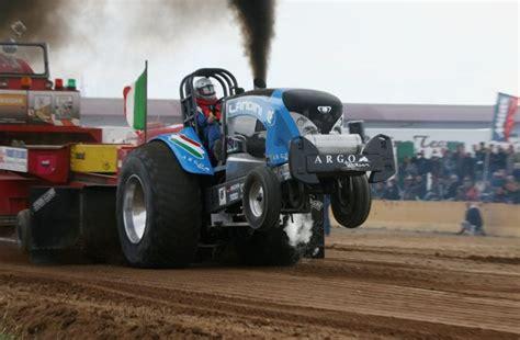 Tractor Pulling 2018; Argo Team Alla Caccia Del 14° Titolo