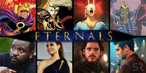 Marvel Fully Supported Eternals' Diverse Cast & Story ...