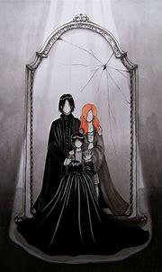 Snily - Severus Snape & Lily Evans Fan Art (36076685) - Fanpop