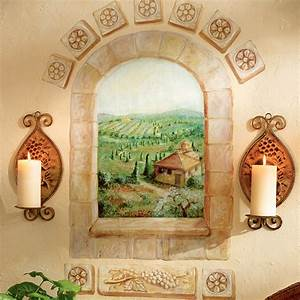 Scenery Wallpaper: Wallpaper Kitchen Window Mural