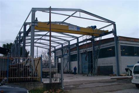capannone acciaio costruz industrali in acciaio studio di ingegneria