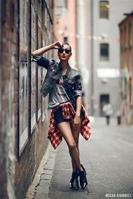 Urban Street Fashion Photography