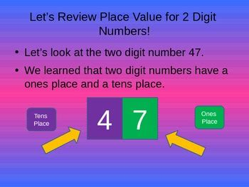 writing numbers  expanded form st grade powerpoint