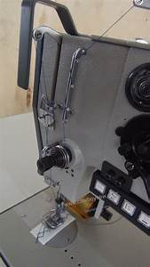 Heavy Duty Industrial Sewing Machines  How To Install 9518