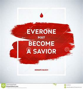 Creative Blood Donor Day Motivation Information Donor ...