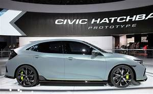 Honda Civic Hatchback Gets Manual With Turbo Option For