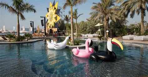 Barasti Dubai Has Just Launched A New Swimming Pool Insydo