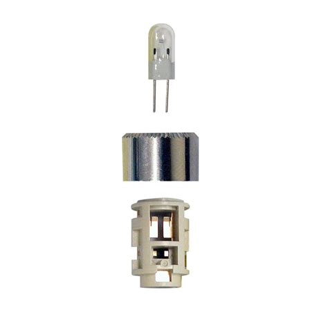 dorcy 40 lumen 4 5 to 6 volt led replacement bulb 41 1644