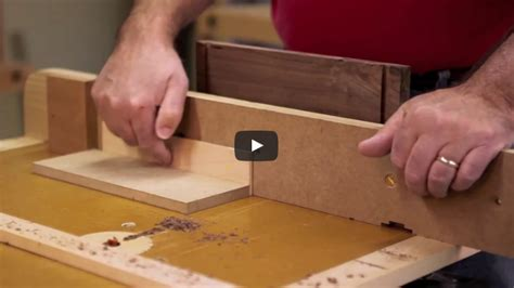 Video How To Make A Drawer With Dovetails On A Router