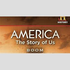 """America The Story Of Us  Episodes 8 """"boom"""" And 9 """"bust"""" Lesson Plans"""